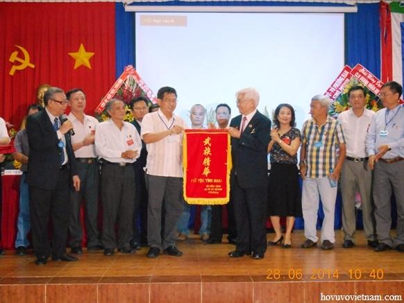 Đại hội đại biểu CLB doanh nhân họ Vũ - Võ TP Hồ Chí Minh lần thứ nhất