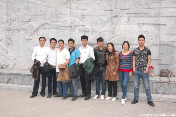 Đoàn Thế hệ trẻ dòng họ Vũ - Võ Hưng Yên