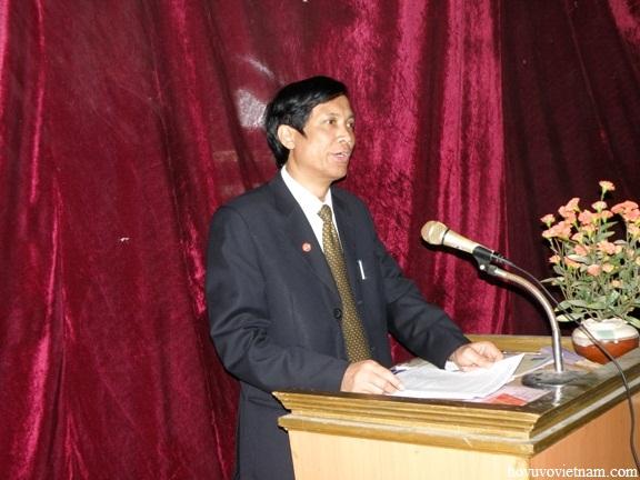 Ông Phạm Văn Tỏ - Bí thư Huyện ủy, Chủ tịch HĐND