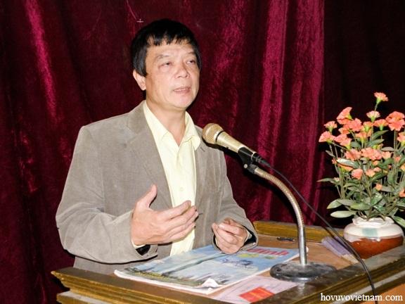 Anh Võ Điện Biên - con trai trưởng của Đại tướng thay